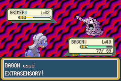 Pokemon Alt Evo Fire Red - Rocking hard - User Screenshot
