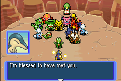 Pokemon Mystery Dungeon - Red Rescue Team - Whyyy must it be so sad D: - User Screenshot