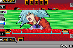Yu-Gi-Oh! GX - Duel Academy - Battle  - anyone can beat him - User Screenshot