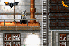 Batman Begins - Level  - Game: Gray Colored Batman Movie Dark - User Screenshot