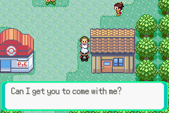 Pokemon Emerald 386 - NO YOUR A STRANGER - User Screenshot