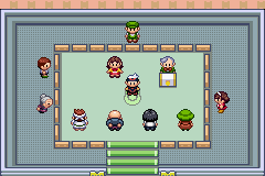 Pokemon Sapphire - may the contest begin! - User Screenshot