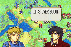 Fire Emblem - Tactics Universe - What 9,000!! That