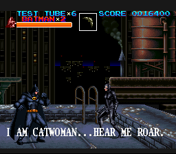 Batman Returns - catwoman sounds freak, no sexy :( - User Screenshot
