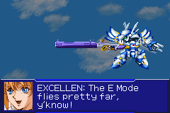 Super Robot Taisen - Original Generation 2 - say hello to my gun - User Screenshot