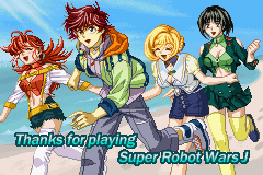 Super Robot Taisen J (english translation) - Ending  - I DID IT! - User Screenshot