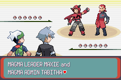 Pokemon Emerald - Battle  - Me n Steven wreckin - User Screenshot