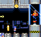 Sonic The Hedgehog - Level Sky Base Zone - Final Boss Battle - User Screenshot