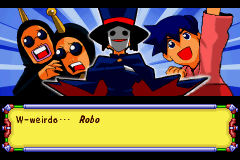 Medabots - Metabee Version - this big help - User Screenshot