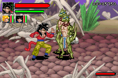 Dragon Ball GT - Transformation - Battle  - team goku or gokus - User Screenshot