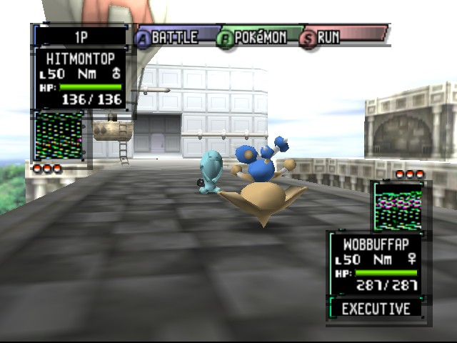 Pokemon Stadium 2 - What an unfortunate suffix there, Wobbuffet. - User Screenshot