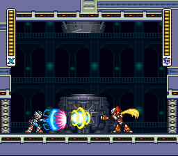 Mega Man X2 - X vs. Zero - User Screenshot