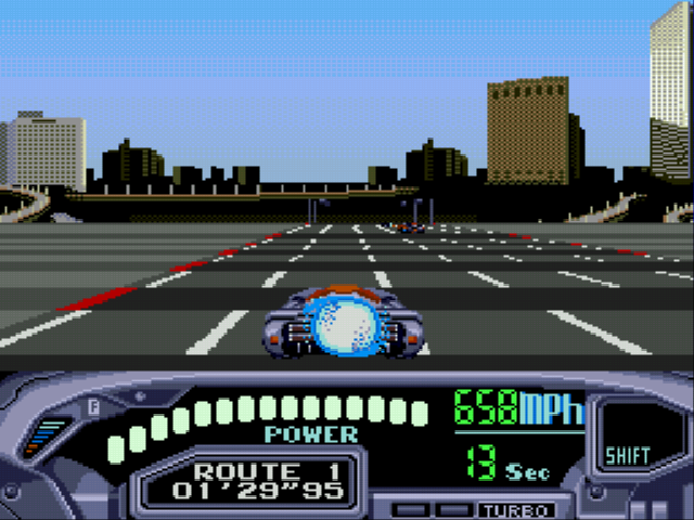 OutRun 2019 - Mini-Game  - 1 - User Screenshot