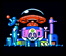 Dr. Wily Map