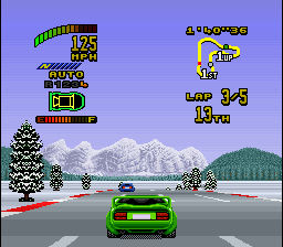 Top Gear 2 - Level Banff -  - User Screenshot