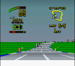 Top Gear 2 - Level Auckland - Won the race - User Screenshot