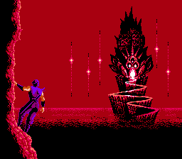 Ninja Gaiden II - The Dark Sword of Chaos - How cool is that? - User Screenshot