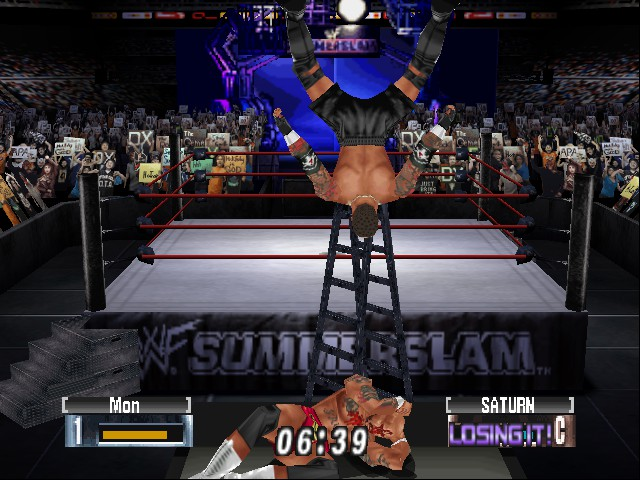 Play WWF No Mercy online for free! - Nintendo 64 game rom