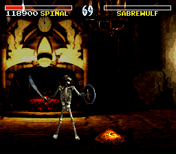 Killer Instinct - Battle  - oh yeah Spinal striked lightning :D - User Screenshot