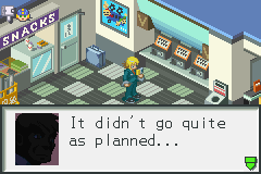 Mega Man Battle Network 2 - Character Profile  - Professor Oak! - User Screenshot