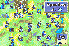 Fire Emblem - Sacred Contention - Level  - Look at all of em - User Screenshot