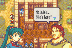 Fire Emblem - Cut-Scene  - Busted - User Screenshot