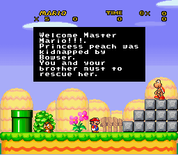New Retro Mario Bros - AGAIN! - User Screenshot