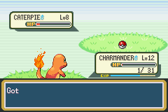 Pokemon Old White - barely - User Screenshot
