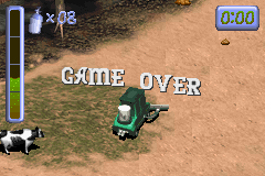 The Sims 2 - Gameover  -  - User Screenshot