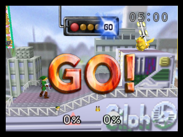 Super Smash Bros. - Battle  -  - User Screenshot