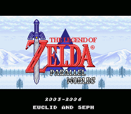 Zelda Parallel Worlds - Introduction  -  - User Screenshot