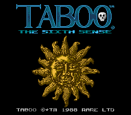 Taboo -  - User Screenshot