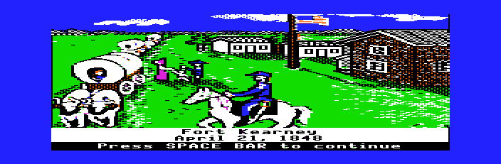 The Oregon Trail - Fort Kearney - User Screenshot
