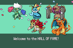 Pokemon Flora Sky - Complement Dex Version - Ending  - HEAVYWEIGHT CHAMPION OF THE WORLD!!!!! - User Screenshot
