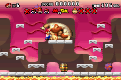 Mario vs. Donkey Kong - HELOOOOOOO - User Screenshot
