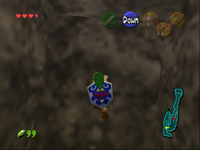 The Legend of Zelda - Ocarina of Time - Character Profile Wtf? - I