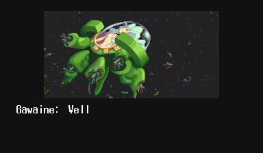 Cyberbots: Fullmetal Madness (Euro 950424) - Ending  -  - User Screenshot