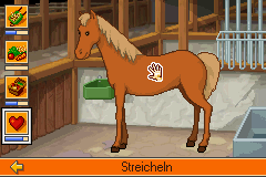 Bibi und Tina - Ferien auf dem Martinshof - Mini-Game Pet Care -  - User Screenshot