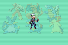 Pokemon Rebirth - Ending  - first time - User Screenshot