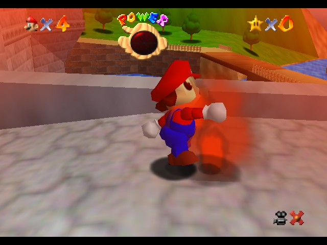 Kaizo Mario 64 - What is happening? - User Screenshot