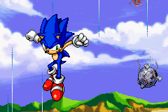 Sonic Advance 2 - Cut-Scene  - 8D - User Screenshot