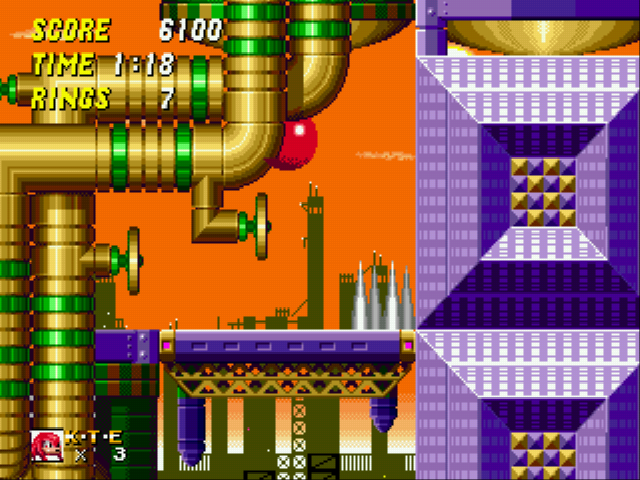 Sonic and Knuckles & Sonic 2 - coolies - User Screenshot