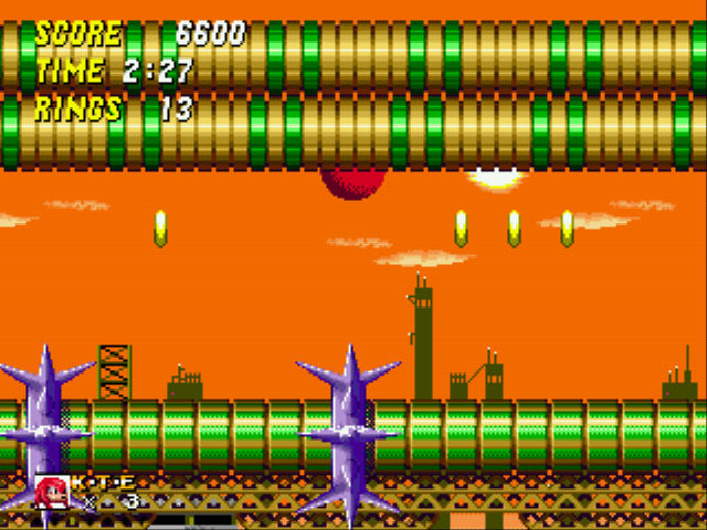 Sonic and Knuckles & Sonic 2 - look out :) - User Screenshot