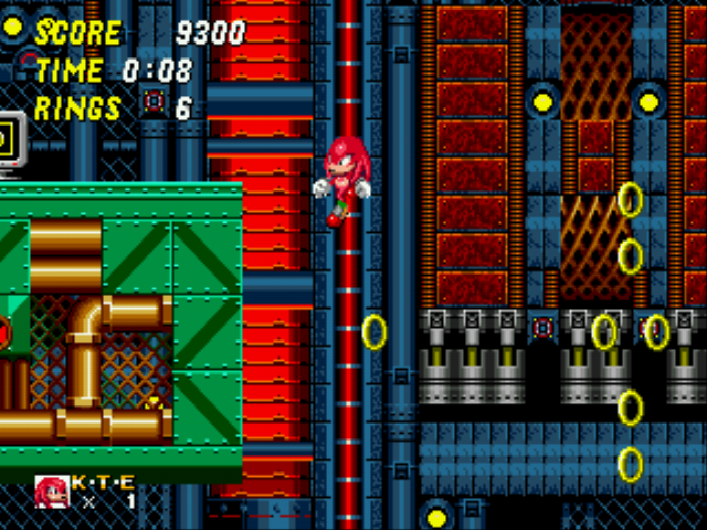 Sonic and Knuckles & Sonic 2 - high flying - User Screenshot