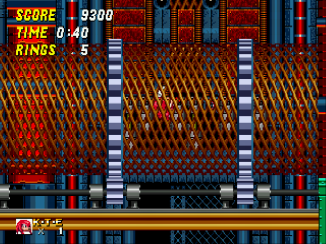 Sonic and Knuckles & Sonic 2 - bra - User Screenshot