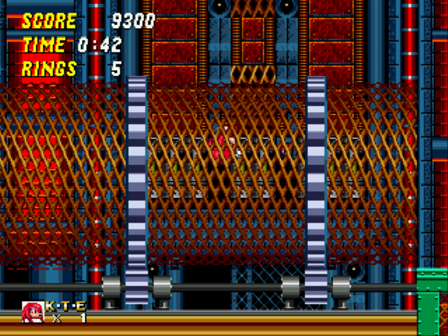 Sonic and Knuckles & Sonic 2 - 2012 corkscrew shot november - User Screenshot