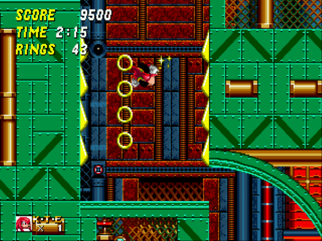 Sonic and Knuckles & Sonic 2 - im red haired - User Screenshot