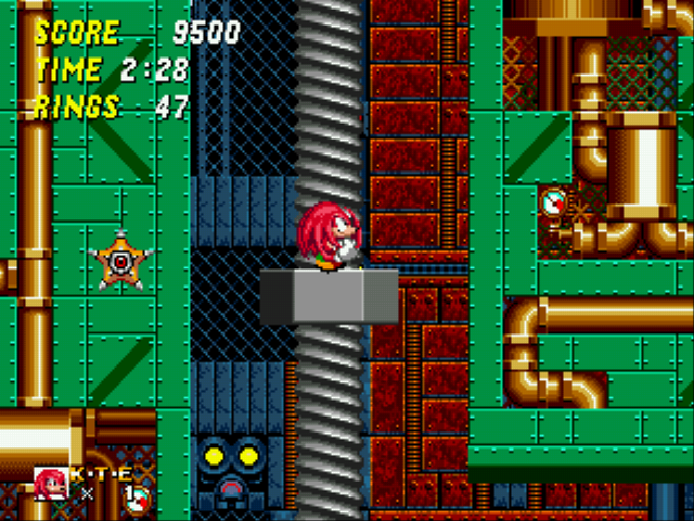 Sonic and Knuckles & Sonic 2 - sup - User Screenshot