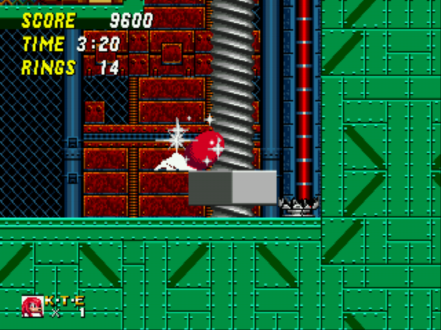 Sonic and Knuckles & Sonic 2 - cooll screw - User Screenshot
