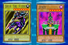 Yu-Gi-Oh! GX - Duel Academy - Poor Jinzo - User Screenshot